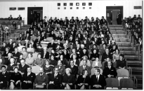 ad Helsinki, nel 1964. Conferenza sulle Marche