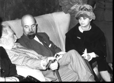 con Ezra Pound