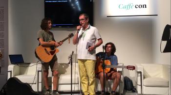 Giorgio Paolucci introduce i THE LANDSCAPE